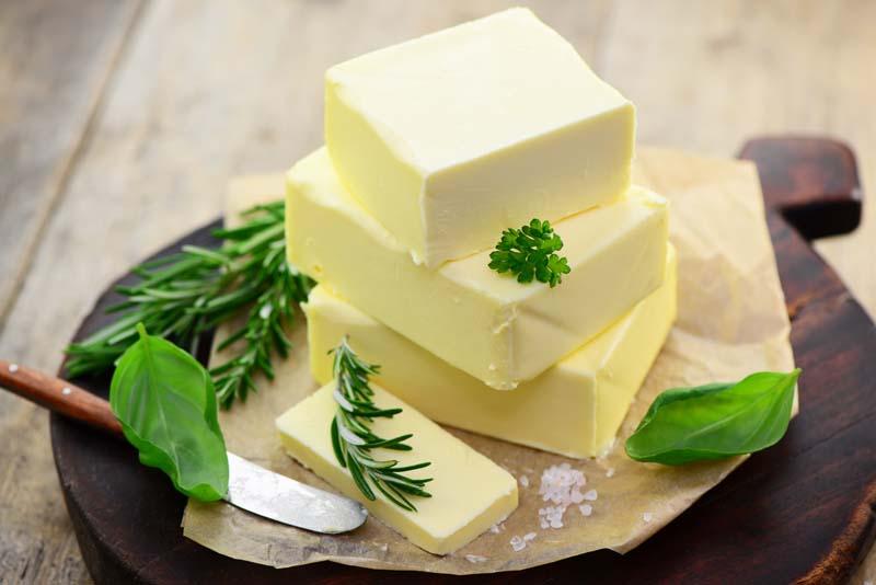 Butter & Kräuterbutter