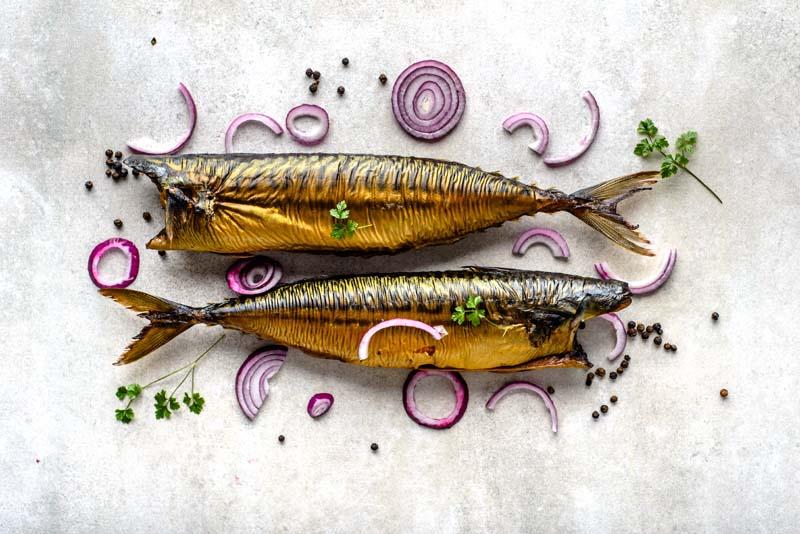 Fisch geräuchert