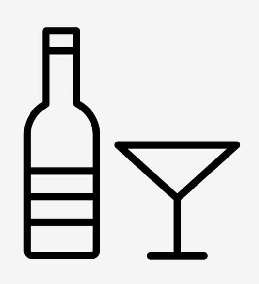 enthält Alkohol