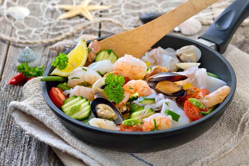 Meeresfrüchte - Frutti di Mare