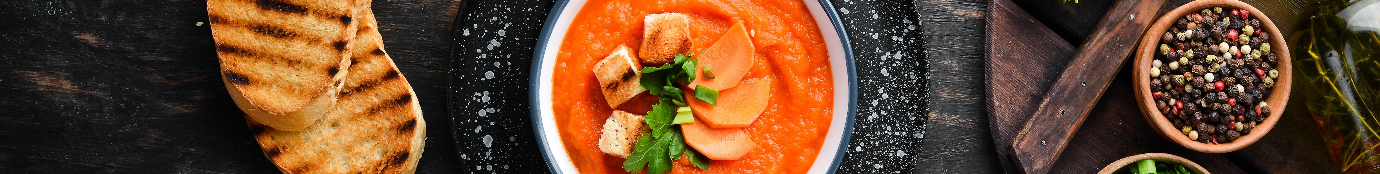 Suppen & Bindemittel