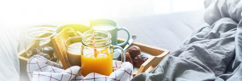 Frühstücksbuffet & Kaffee