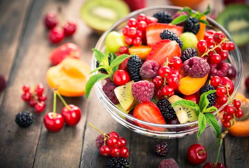Beeren & Früchte