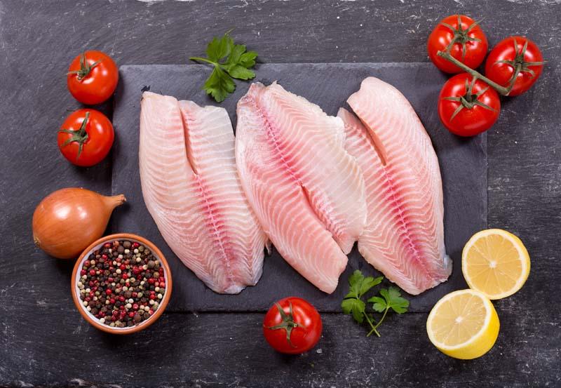 Fischfilet & Steak